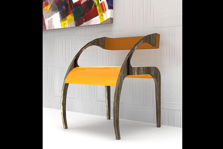 Tamara-Brkic-Moon-Chair